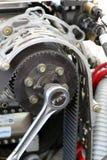 Wyrwanie na biegowym silniku Fotografia Stock