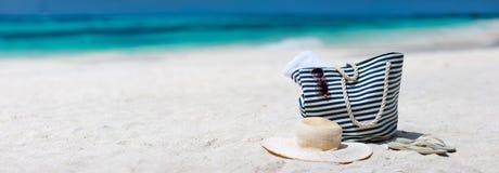 Wyrzucać na brzeg wakacje Fotografia Stock
