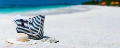 Wyrzucać na brzeg wakacje Zdjęcie Stock