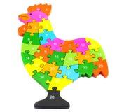 Wyrzynarka kurczak Fotografia Stock