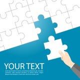 Wyrzynarka znajduje twój części pojęcie, biznesowy znalezisko partner Obraz Stock