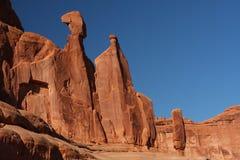 wysklepia park narodowy Utah Zdjęcie Stock