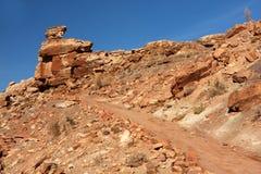 wysklepia park narodowy Utah Obrazy Royalty Free