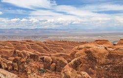 Wysklepia park narodowy, Utah, usa Zdjęcia Royalty Free