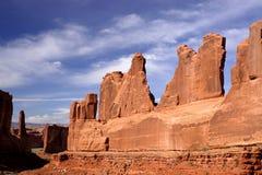 wysklepia parku narodowego zdjęcia stock