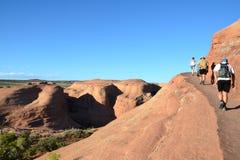 wysklepia parku narodowego Fotografia Royalty Free