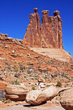 wysklepia wysklepiającego parkowego Utah Zdjęcia Stock