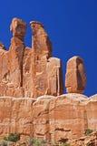 wysklepia wysklepiającego parkowego Utah Fotografia Stock