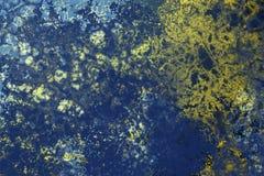 Wysoce szczegółowy wizerunek grunge rocznika tapety tło Zdjęcie Royalty Free