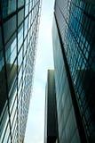 Wysocy budynki Zdjęcia Royalty Free