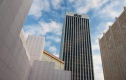 Wysocy budynki przy Los Angeles okręgu administracyjnego muzeum sztuki Fotografia Royalty Free