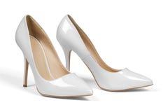 Wysocy piekło buty Obrazy Stock