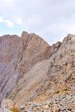 Wysocy szczyty Olympus Zdjęcie Royalty Free