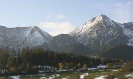 wysocy tatras zdjęcie royalty free