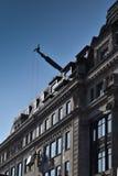 Wysocy wzrostów biura w Londyn zdjęcia royalty free