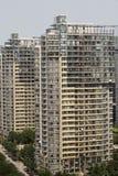 Wysocy wzrostów budynki Fotografia Royalty Free