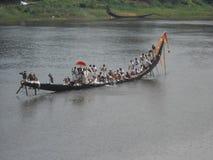 WYSOKA łódź zdjęcie royalty free