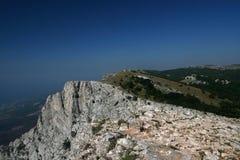 wysoka góra Zdjęcia Royalty Free