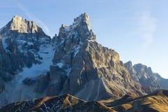 Wysoka góra szczegół Fotografia Royalty Free