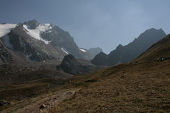 Wysoka góra Tangshan, Zdjęcie Royalty Free