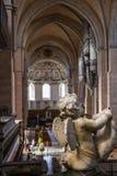 Wysoka katedra ?wi?ty Peter w odwa?niaku, Niemcy zdjęcia royalty free