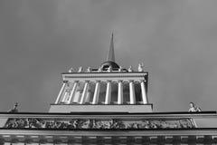 Wysoka klasyczna architektura obrazy royalty free