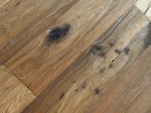 Wysoka rozdzielczość drewniana podłoga Obraz Royalty Free