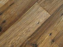 Wysoka rozdzielczość drewniana podłoga Obrazy Stock