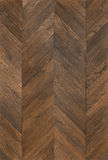 Wysoka rozdzielczość drewniana tekstury podłoga Obraz Royalty Free