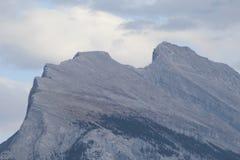 Wysoki Alpejski Vista Zdjęcia Royalty Free