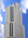 wysoki budynek ilustracji
