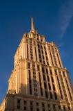wysoki budynek Zdjęcie Stock