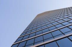Wysoki budynek biurowy Zdjęcie Stock