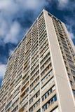 Wysoki budynek w Rimini Zdjęcia Royalty Free