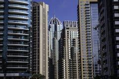 Wysoki budynku drapacz chmur Obraz Royalty Free