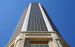 wysoki budynku hotel Obrazy Stock