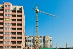 wysoki budynku wzrost obraz stock