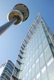 wysoki budynku wzrost Zdjęcie Royalty Free