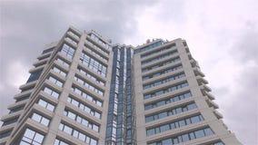 wysoki budynku wzrost zdjęcie wideo