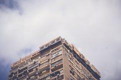 Wysoki buidling Zdjęcie Stock