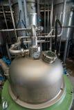 wysoki ciśnieniowy zbiornik Zdjęcia Royalty Free