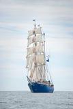 wysoki concordia statek Zdjęcia Royalty Free