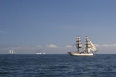 wysoki denny statek Zdjęcie Royalty Free