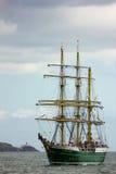 Wysoki Dublin Statek ściga się 2012 Fotografia Stock