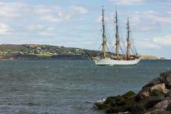 Wysoki Dublin Statek ściga się 2012 Obrazy Stock