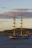Wysoki Dublin Statek ściga się 2012 Obrazy Royalty Free
