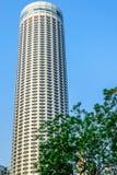 Wysoki hotel Fotografia Royalty Free