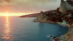 wysoki jpg rezolucji morza słońca zbiory