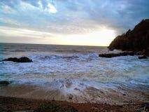 wysoki jpg rezolucji morza słońca Zdjęcia Stock