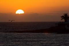 wysoki jpg rezolucji morza słońca Zdjęcie Royalty Free